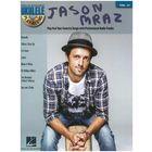 Hal Leonard Ukulele Play-Along Jason Mraz