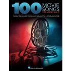 Hal Leonard 100 Movie Songs For Piano Solo