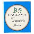 Kampana Baglama Strings 6 Medium