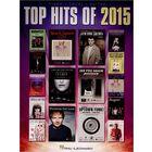 Hal Leonard Top Hits Of 2015