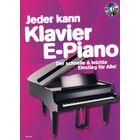 Schott Jeder kann Klavier/E-Piano