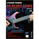Tunesday Records 50 Blues Licks f. E-Gitarre