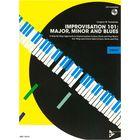 Advance Music Improvisation 101 Piano