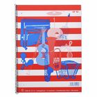 Star CF12 Notepad French A4