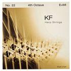 Bow Brand KF 4th E Harp String No.22
