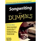 Wiley-Vch Songwriting for Dummies