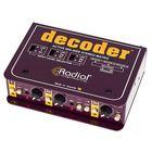 Radial Engineering Decoder