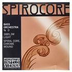 Thomastik Spirocore D Bass 3/4 light