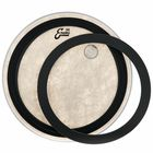 "Evans 24"" EMAD Calftone Bass Drum"