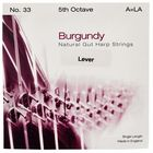 Bow Brand Burgundy 5th A Gut Str. No.33
