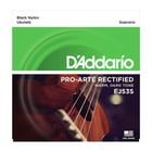 Daddario EJ53S Hawaiian Soprano Set