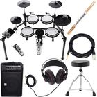 Millenium MPS-750 E-Drum Complete Bundle