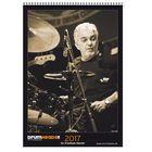 PPV Medien DrumHeads!! Kalender 2017