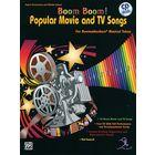 Alfred Music Publishing Boom Boom ! Popular Movie