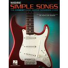 Hal Leonard More Simple Songs: The Easiest