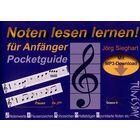 Tunesday Records Pocketguide Noten lesen lernen