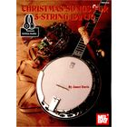Mel Bay Christmas Songs For 5-String