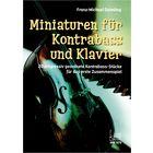 Acoustic Music Miniaturen für Kontrabass/Kl.