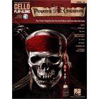 Hal Leonard Cello Play-Along: Pirates