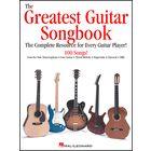 Hal Leonard The Greatest Guitar Songbook