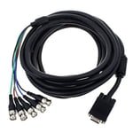 Sommer Cable S2B5-0300 SVGA Cable 3m BNC