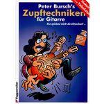 Voggenreiter P. Bursch's Zupftechniken Für
