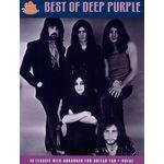 Faber Music Best Of Deep Purple f.Guitar