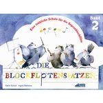 Schuh Verlag Die Blockflötenspatzen
