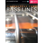 Berklee Press Fingerstyle Funk Bass Lines