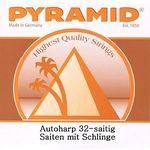 Pyramid Autoharp String Set 32