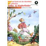 Schott Volks- und Kinderlieder Rec