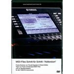 Yamaha Midi-Files Schritt für Schritt