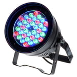 Ignition LED PAR 56 Floor 36x1W Black