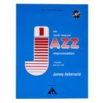 Advance Music Aebersold Jazz Improvisation D