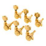 Harley Benton Parts Locking Tuners 6L Gold