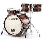 Sonor SQ2 Set Walnut Brown Burst