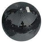 Eurolite Mirror Ball 30 cm black
