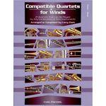 Carl Fischer Compatible Quartets Flute
