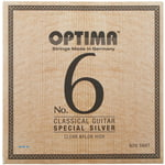 Optima No.6 Silver Strings NylonHigh