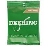 Deering 5 String Banjo Medium Set