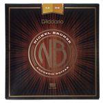 Daddario NB1256 Nickel Bronze Set