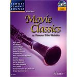 Schott Movie Classics Clarinet