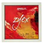 Daddario DZ615-3/4L Zyex Bass C Ext.