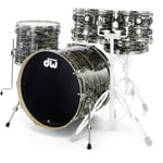 DW Finish Ply Black Oyster Nickel