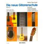 Ricordi Neue Gitarrenschule 2 Buch +CD