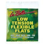 La Bella LTF-5A Bass Flexible Flats LT