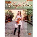 Hal Leonard Violin Play-Along:Taylor Davis