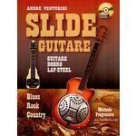 Wise Publications Venturini Andre: Slide Guitar