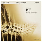 Bow Brand KF 5th E Harp String No.29