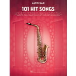 Hal Leonard 101 Hit Songs For Alt Saxophon